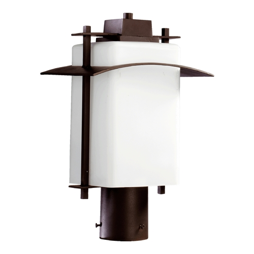 Quorum Lighting Quorum Lighting Kirkland Oiled Bronze Post Lighting 7202-9-86