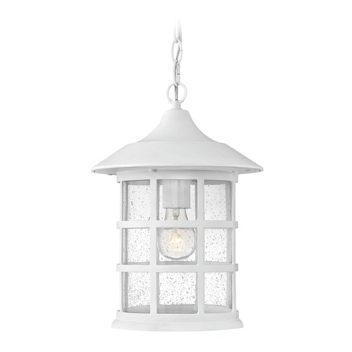 Hinkley Lighting Hinkley Lighting Freeport Classic White Outdoor Hanging Light 1802CW
