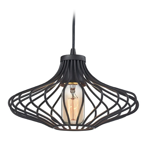 Elk Lighting Elk Lighting Yardley Oil Rubbed Bronze Pendant Light 14240/1