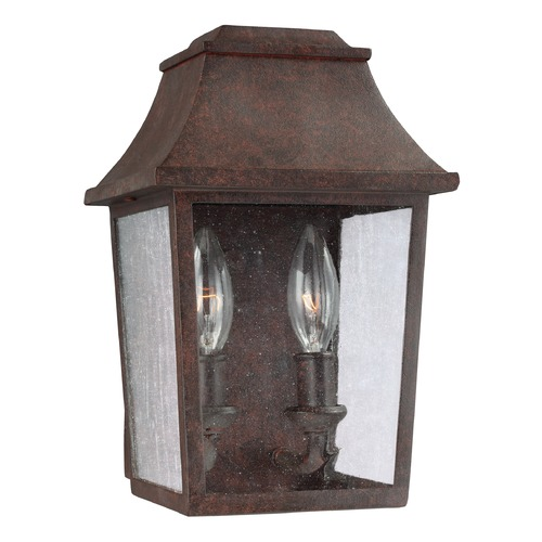 Feiss Lighting Feiss Lighting Estes Patina Copper Outdoor Wall Light OL11900PCR