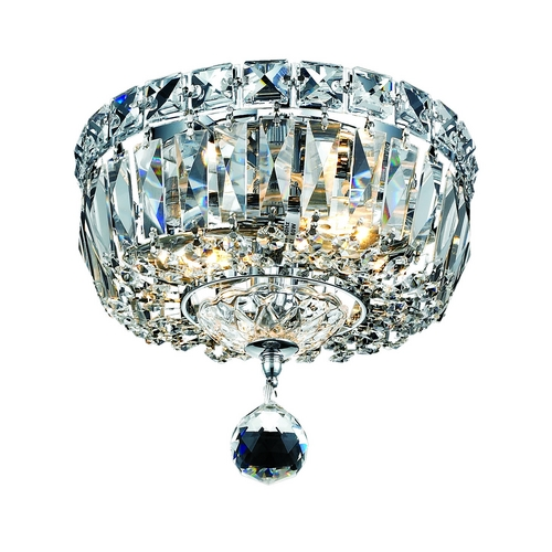 Destination Lighting Crystal Ceiling Light - 8-Inches Wide 2260