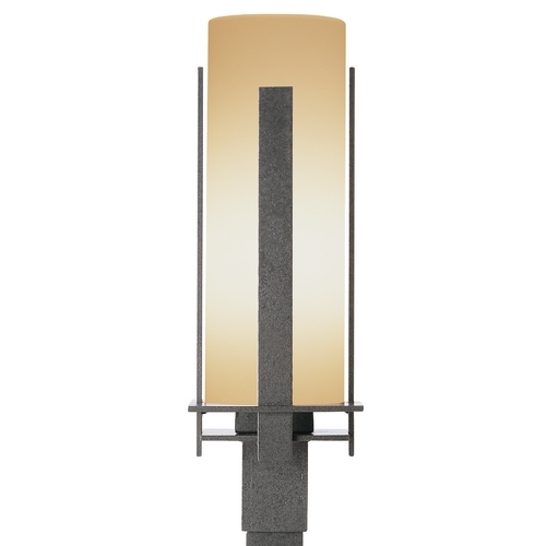 Hubbardton Forge Lighting Outdoor Post Light - 22-1/4-Inches Tall 347288-20-G40