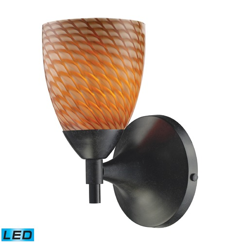 Elk Lighting Elk Lighting Celina Polished Chrome LED Sconce 10150/1DR-C-LED