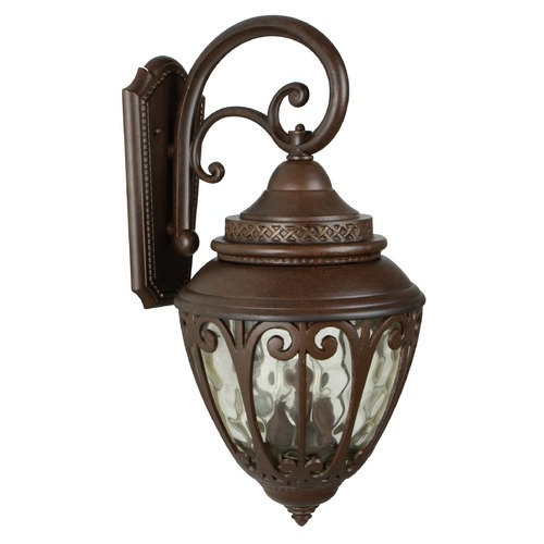 Craftmade Lighting Craftmade Lighting Olivier Aged Bronze Outdoor Wall Light Z3824-98