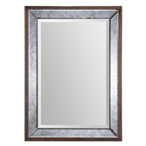 Uttermost Lighting Uttermost Daria Antique Framed Mirror 14487