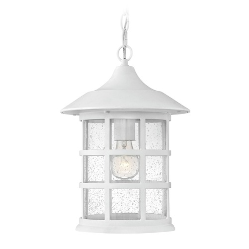 Hinkley Lighting Hinkley Lighting Freeport Classic White LED Outdoor Hanging Light 1802CW-LED