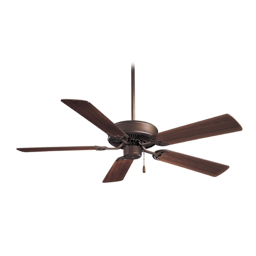 Minka Aire Ceiling Fan Without Light in Oil Rubbed Bronze Finish F547-ORB