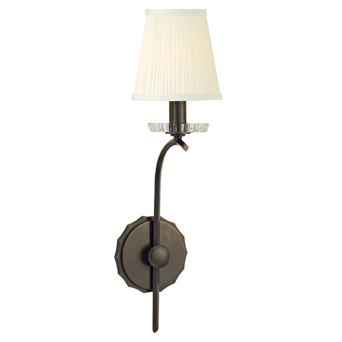 Hudson Valley Lighting Clyde 1 Light Sconce - Old Bronze 4481-OB