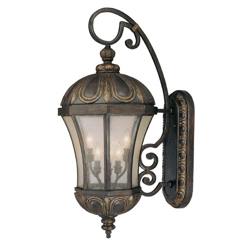 Savoy House Savoy House Old Tuscan Outdoor Wall Light 5-2502-306