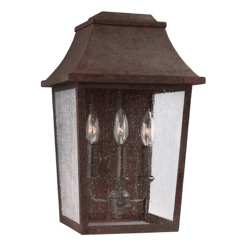 Feiss Lighting Feiss Lighting Estes Patina Copper Outdoor Wall Light OL11902PCR