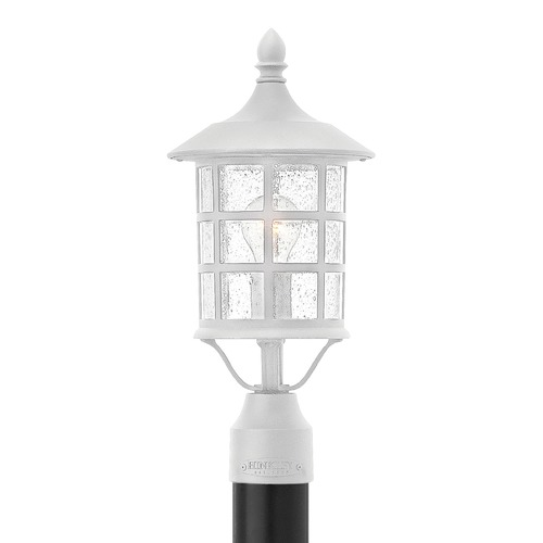 Hinkley Lighting Hinkley Lighting Freeport Classic White Post Light 1807CW