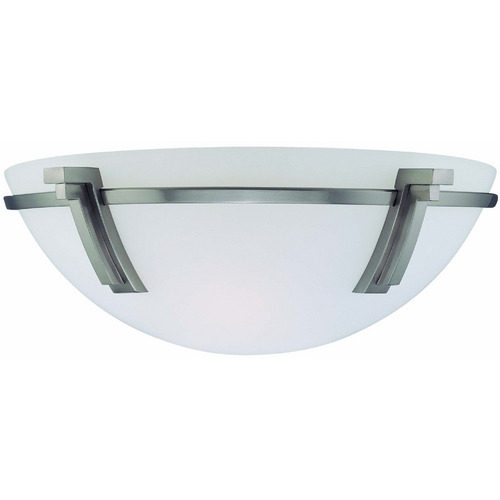 Lite Source Lighting Lite Source Lighting Silvia Polished Steel Sconce LS-16030PS