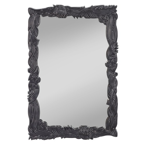 Feiss Lighting Rectangle 24-Inch Mirror MR1209HGB