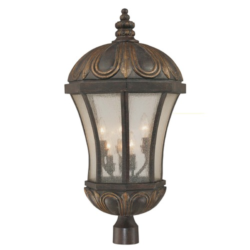 Savoy House Savoy House Old Tuscan Post Light 5-2504-306