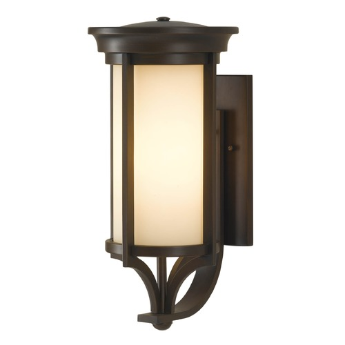 Feiss Lighting Feiss Lighting Merrill Heritage Bronze LED Outdoor Wall Light OL7502HTBZ-LED