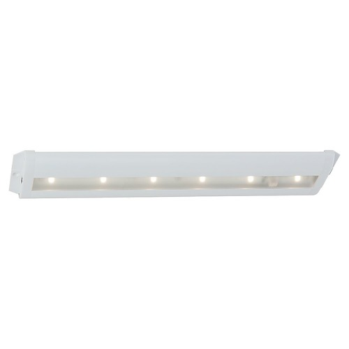 Generation Lighting Sea Gull Lighting Self-Contained 24v Dc LED White LED Under Cabinet Light 98601SW-15