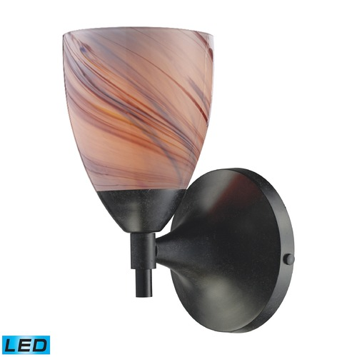 Elk Lighting Elk Lighting Celina Polished Chrome LED Sconce 10150/1DR-CR-LED