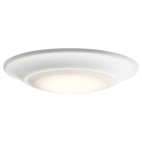 Kichler Lighting Kichler Lighting White LED Flushmount Light 43848WHLED27