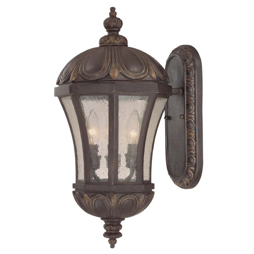 Savoy House Savoy House Old Tuscan Outdoor Wall Light 5-2506-306