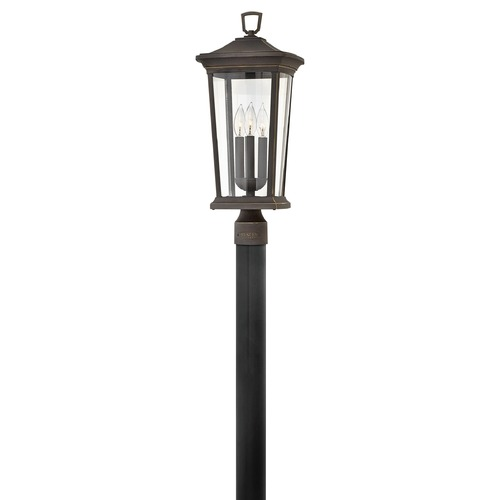 Hinkley Lighting Hinkley Lighting Bromley Oil Rubbed Bronze Post Light 2361OZ