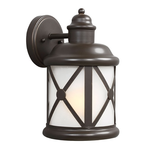 Sea Gull Lighting Sea Gull Lighting Lakeview Antique Bronze Outdoor Wall Light 8621401BLE-71