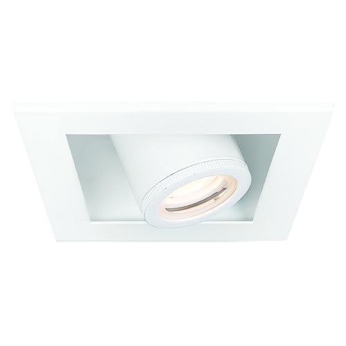 WAC Lighting Wac Lighting Silo Multiples White / White LED Recessed Kit MT-4115T-927-WTWT