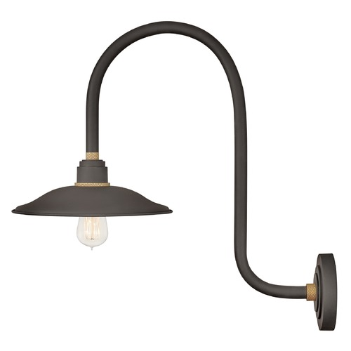 Hinkley Lighting Hinkley Lighting Foundry Museum Bronze / Brass Barn Light 10776MR