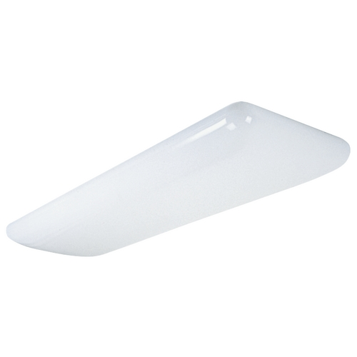 Lithonia Lighting Replacement Contoured Acrylic Diffuser D15PUFF LENS FOR 10642