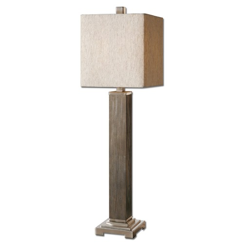 Uttermost Lighting Uttermost Sandberg Wood Buffet Lamp 29576-1