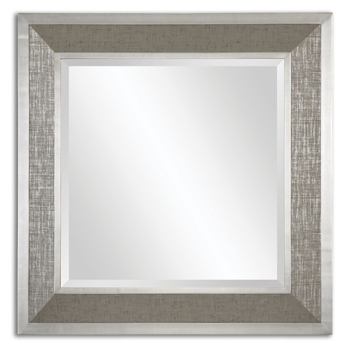 Uttermost Lighting Uttermost Naevius Metallic Square 14494