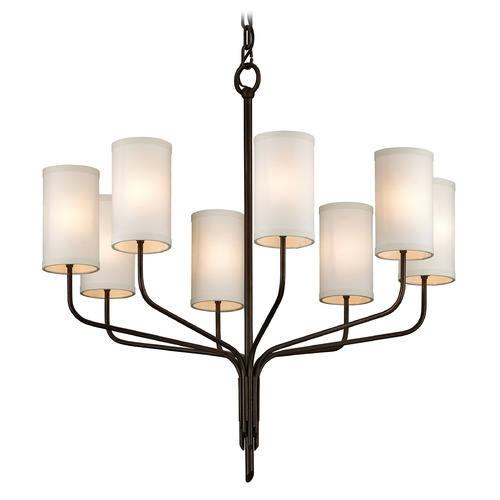 Troy Lighting Troy Lighting Juniper Bronze Chandelier F6178