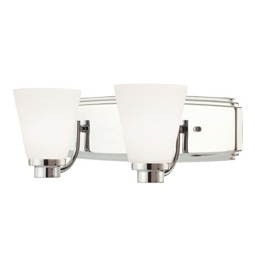 Dolan Designs Lighting Two-light bathroom Light 3402-26