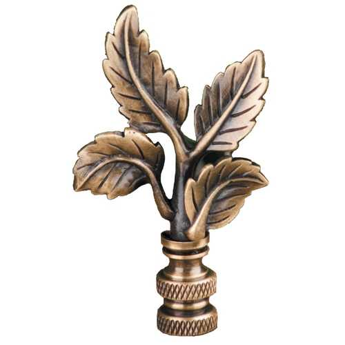 Finial Showcase Finial in Bronze Finish B374A
