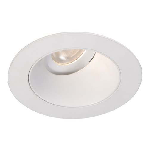 WAC Lighting Wac Lighting White LED Recessed Trim HR-3LED-T318N-W-WT
