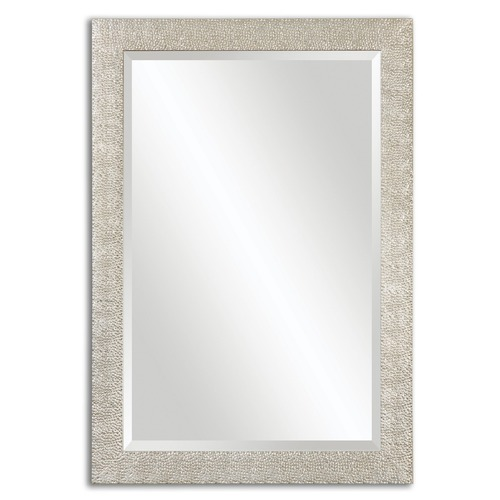Uttermost Lighting Uttermost Porcius Antiqued Silver Mirror 14495