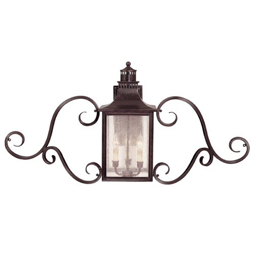 Savoy House Savoy House English Bronze Outdoor Wall Light 5-253-13