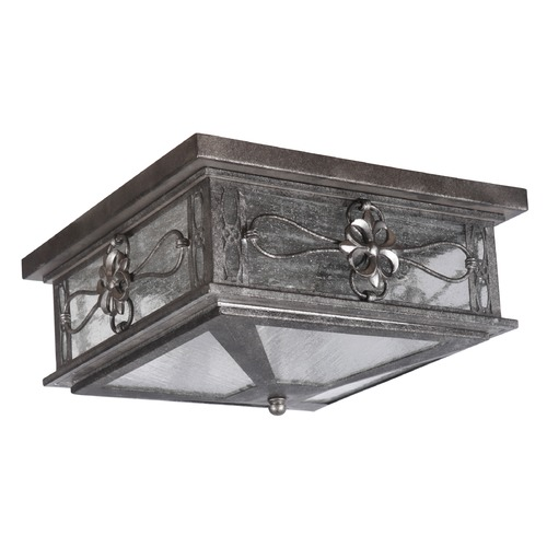 Craftmade Lighting Craftmade Lighting Edinburgh Dark Granite Close To Ceiling Light Z2317-18