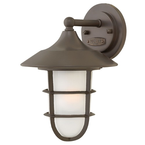 Hinkley Lighting Hinkley Lighting Marina Bronze Outdoor Wall Light 2410BZ