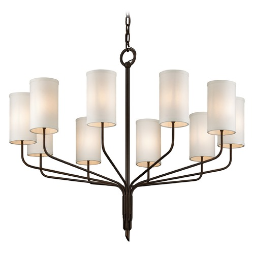 Troy Lighting Troy Lighting Juniper Bronze Chandelier F6179