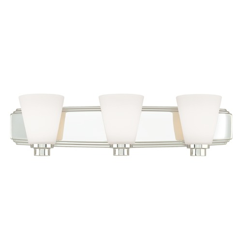 Dolan Designs Lighting Three-light bathroom Light 3403-26