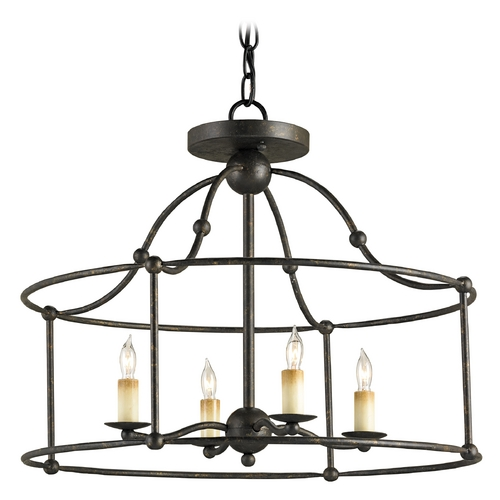 Currey and Company Lighting Currey and Company Lighting Mayfair Pendant Light 9878