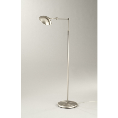 Holtkoetter Lighting Holtkoetter Modern Swing Arm Lamp in Satin Nickel Finish 2508 SN