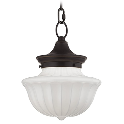 Hudson Valley Lighting Dutchess 1 Light Mini-Pendant Light - Old Bronze 5009-OB