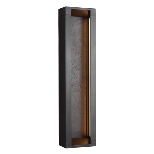 Feiss Lighting Feiss Lighting Mattix Oil Rubbed Bronze LED Outdoor Wall Light OL11602ORB-LED