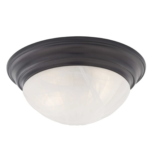 Design Classics Lighting 11-Inch Flushmount Ceiling Light 561-30