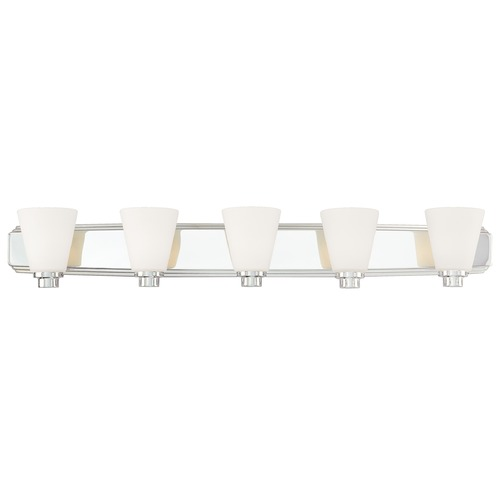 Dolan Designs Lighting Five-light bathroom Light 3405-26
