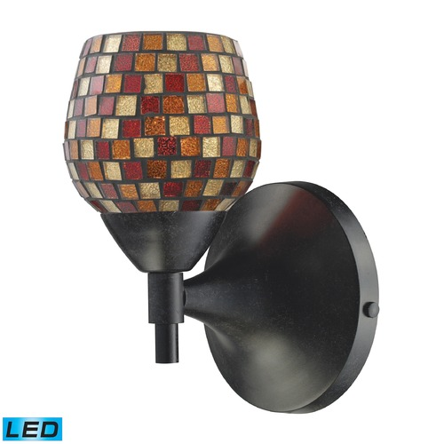 Elk Lighting Elk Lighting Celina Polished Chrome LED Sconce 10150/1DR-MLT-LED