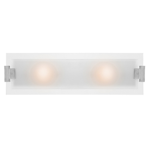 Access Lighting Access Lighting Plasma Brushed Steel Bathroom Light C62256BSFSTEH3218Q