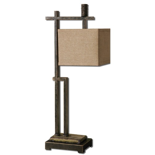 Uttermost Lighting Uttermost Porano Dark Bronze Buffet Lamp 29923-1