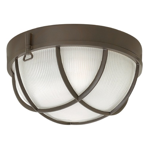 Hinkley Lighting Hinkley Lighting Marina Bronze Close To Ceiling Light 2413BZ